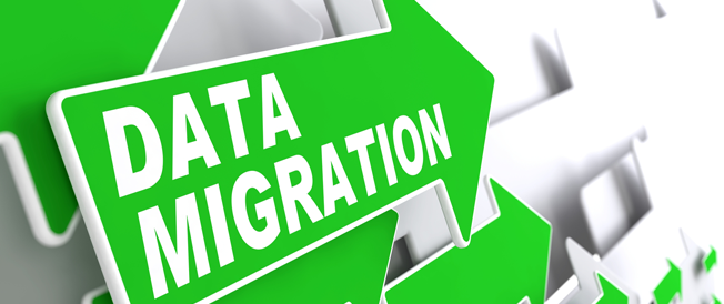 Datenmigration einer Business Software