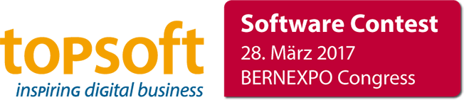 Digital Business mit ERP - topsoft Software Contest 2017