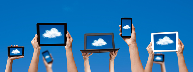 Digitale Transformation durch Cloud Computing